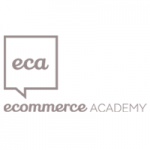Identité visuelle, webdesign, e-commerce, logo e-commerce academy