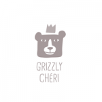 Identité visuelle, webdesign, e-commerce, logo grizzly chéri