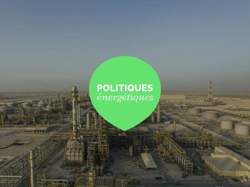 Total, Politiques Energétiques