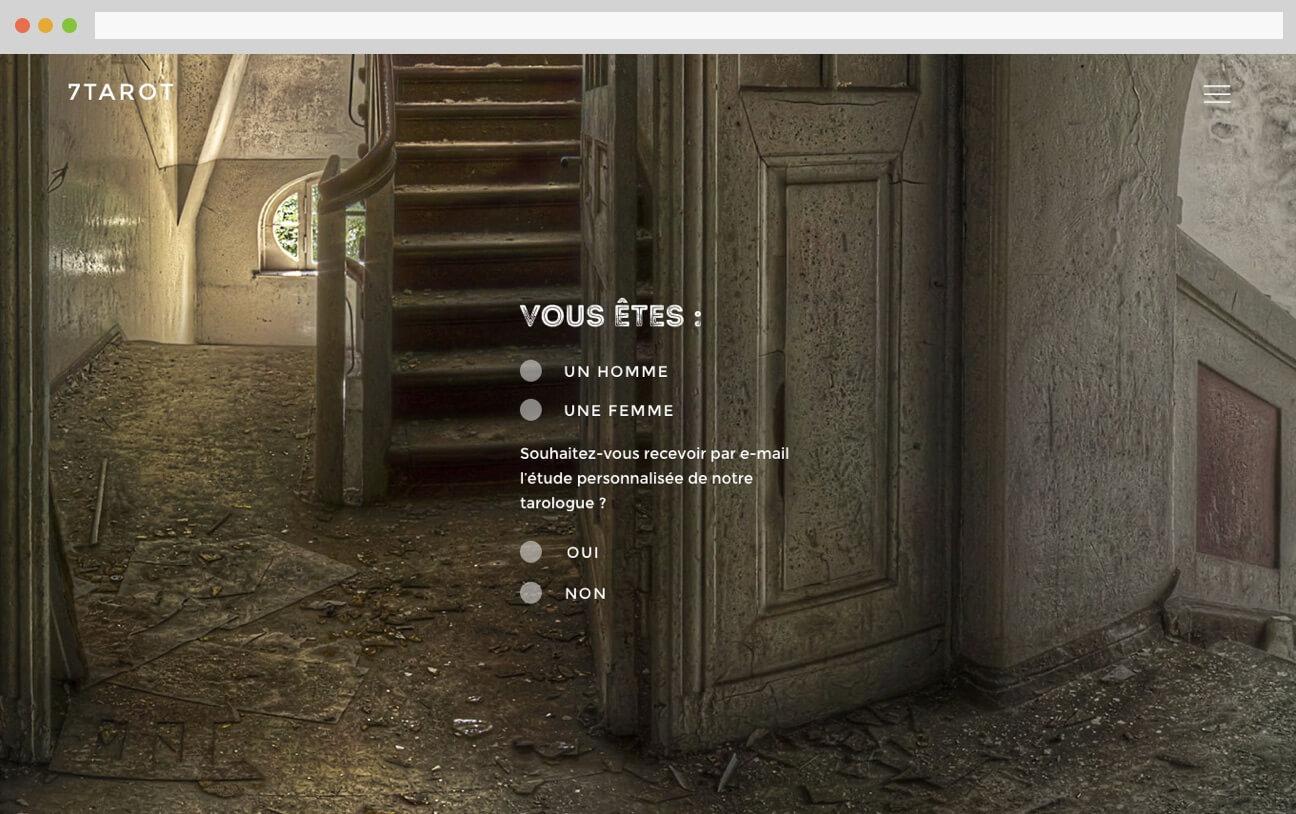 Storyboard pour un jeu interactif étape 6