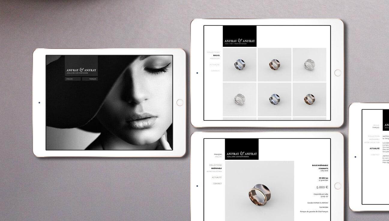 Branding : site