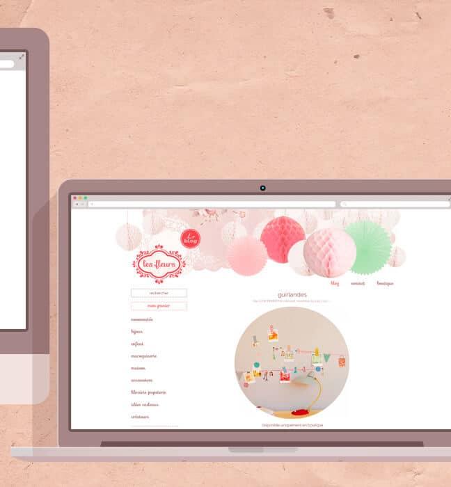 Vente en ligne Les fleurs : blog