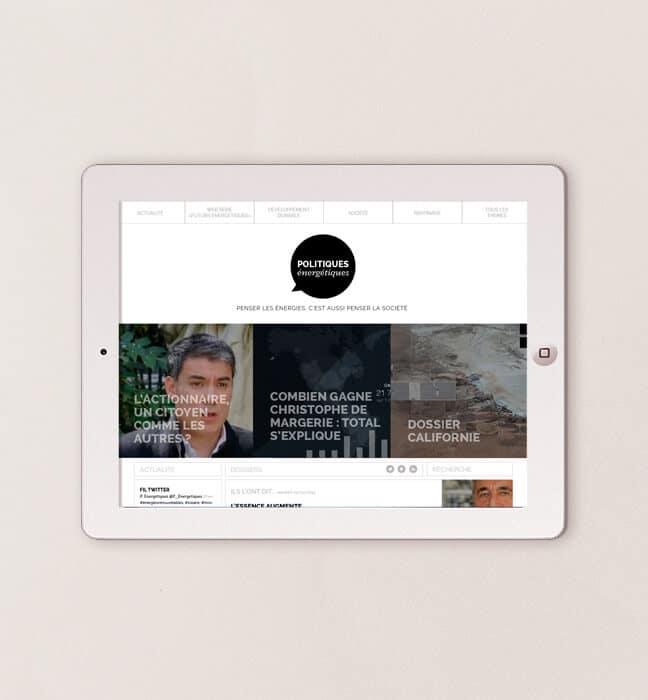 Webdesign : total projet 2