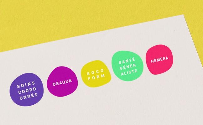 Identité visuelle : logos