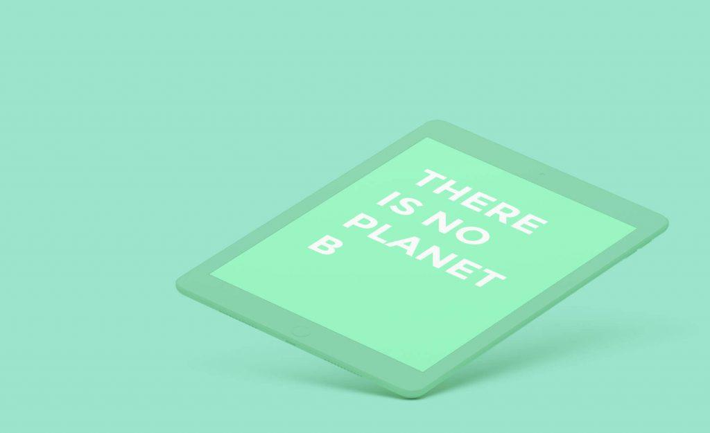 Un site internet écologique